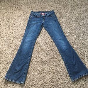 Lucky brand jeans 2/26 Zoe jean